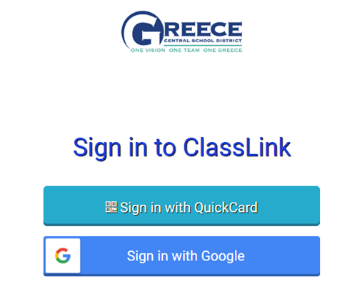 Classlink login - click to enter