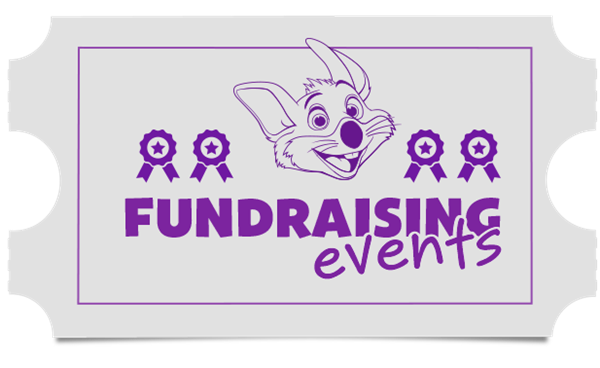 Chuck E Cheese Fundraising Events Image