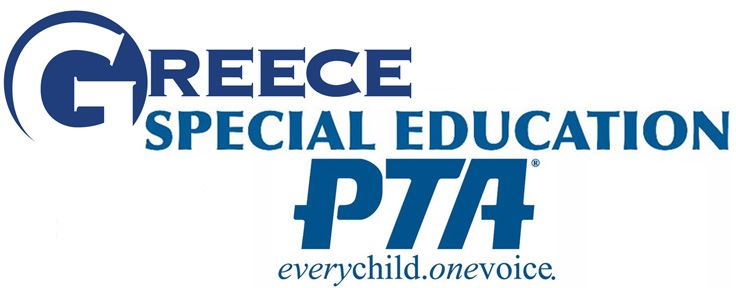 Greece Special Education PTA Committee logo