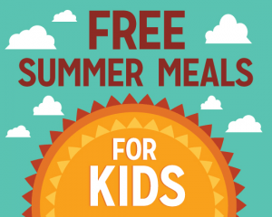 Free Summer Meals Offered Through Aug. 15