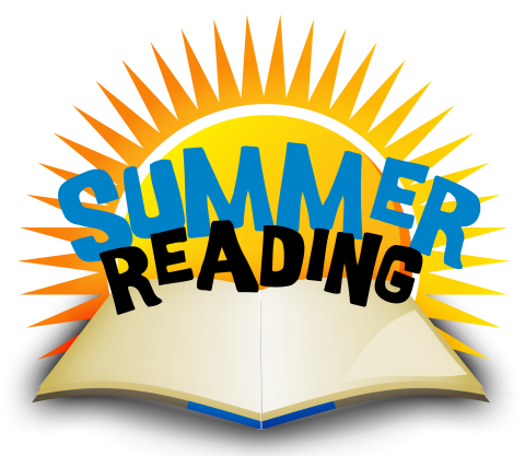 Summer Reading Book Icon
